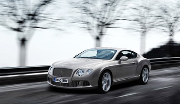 Automobiliai Bentley Continental  HD wallpaper