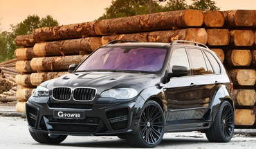 Autos Bmw Auto x5  HD wallpaper