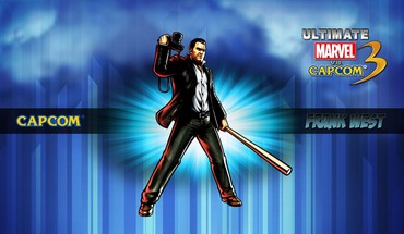 Capcom frank Westen Marvel vs 3 Comics  HD wallpaper