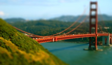 Golden gate bridge san francisco bridges landscapes rivers HD wallpaper