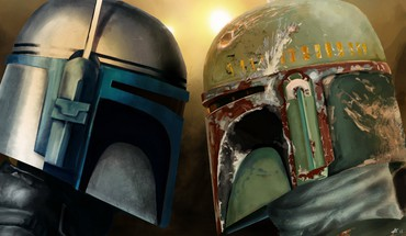 Boba Fett iliustracijų Jango  HD wallpaper