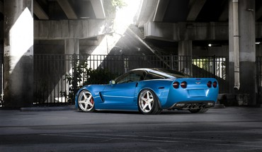 Chevrolet corvette z06 the bridge automobiles black HD wallpaper