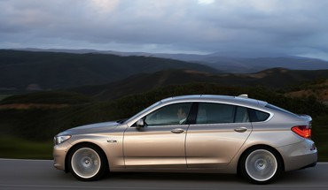 Bmw 5 series gt gran turismo cars HD wallpaper