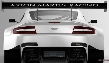 Aston martin british cars racing spoiler HD wallpaper