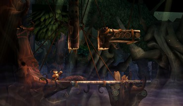 Video games donkey kong country HD wallpaper