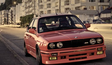 Bmw E30 M3 automobiliai automobiliai  HD wallpaper