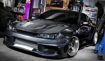 Market nissan silvia s15 automobiles cars engines HD wallpaper