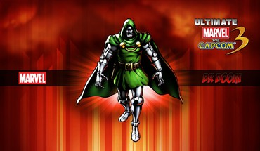 "Capcom ""Dr Doom stebuklas vs 3 Komiksai  HD wallpaper"