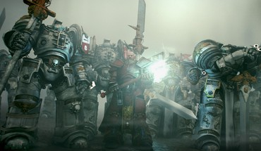Grey knights space marines video games HD wallpaper