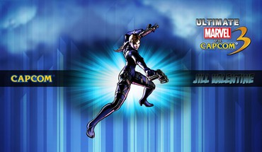 Capcom jill valentine marvel vs 3 comics HD wallpaper