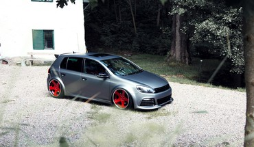 Voitures de golf 6  HD wallpaper