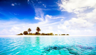 Maldives islands HD wallpaper