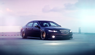 Multicolor cars fog acura black HD wallpaper