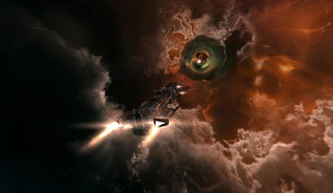 Eve online artwork fantasy art outer space HD wallpaper