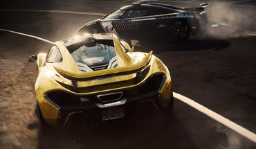 Mclaren p1 need for speed rivals HD wallpaper