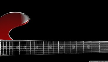 Red gitaros  HD wallpaper