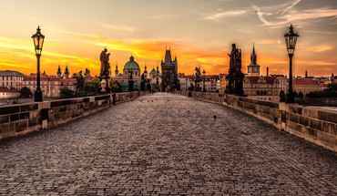 Europe prague czech republic cities charles bridge HD wallpaper