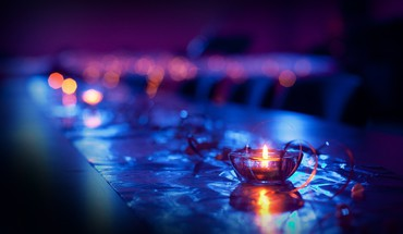 Candles HD wallpaper