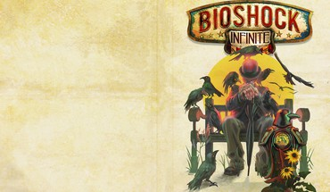 Bioshock inhumation en mer infinie gi HD wallpaper