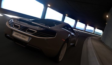 Mclaren mp4-12c playstation 3 gran turismo 6 HD wallpaper
