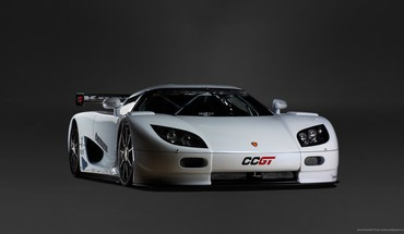 Koenigsegg CCGT  HD wallpaper