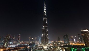 Burj khalifa dubai cityscapes skyscrapers tower HD wallpaper