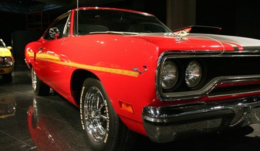 1970 plymouth road runner cars ride HD wallpaper