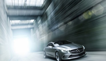 Mercedesbenz motion style coupe cars concept HD wallpaper