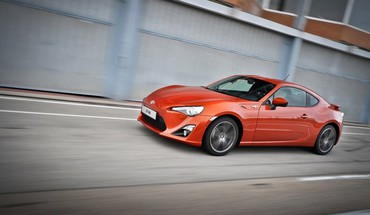Toyota gt86 HD wallpaper