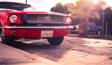 Ford mustang cars classic muscle vehicles HD wallpaper