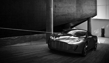 Aston martin cars concept art HD wallpaper