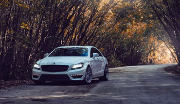 Cars amg roads tuning tuned mercedes-benz cls-class HD wallpaper