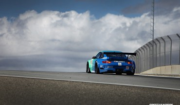 Falken porsche cars drifting HD wallpaper