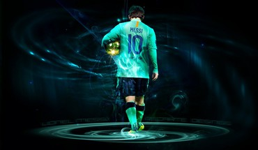Lionel messi FC Barcelone Barça stars du football lecteur  HD wallpaper