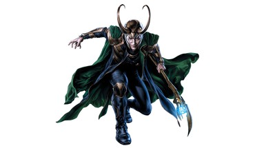 Loki the avengers movie tom hiddleston artwork sceptres HD wallpaper