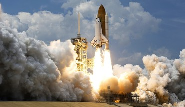 Nasa space shuttle atlantis usa outer HD wallpaper