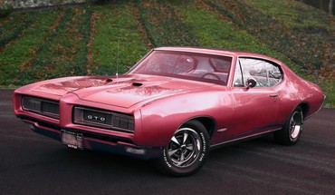 American cars pontiac gto muscle HD wallpaper