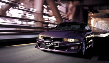 Jdm japanese domestic market mitsubishi galant cars HD wallpaper