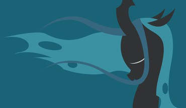 My little pony queen chrysalis simple HD wallpaper