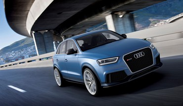 Audi rsq3 Deutsch Autos suv blue  HD wallpaper
