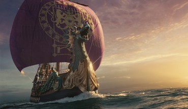 Chronicles of narnia movies sea ships HD wallpaper