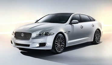 Jaguar XJ Autos ultimative  HD wallpaper