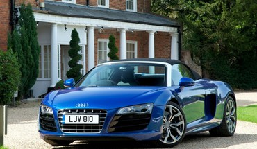 Audi r8 gt spyder cars HD wallpaper