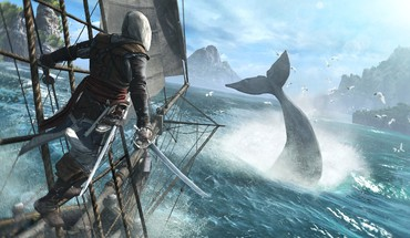 Assassins Creed 4: juoda vėliava Edward kenway  HD wallpaper