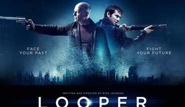 Looper 2012 filmas HD wallpaper