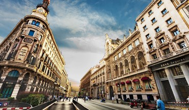 Barcelona hdr photography spain cityscapes flats HD wallpaper
