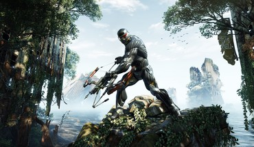 Crysis 3 žaidimai  HD wallpaper