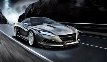 Honda cars roads HD wallpaper
