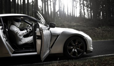 Nissan r35 gtr den stig höchsten Gang Autos  HD wallpaper