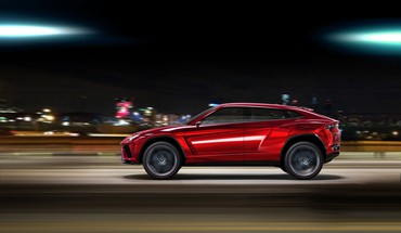 Lamborghini Urus SUV Autos Konzept  HD wallpaper